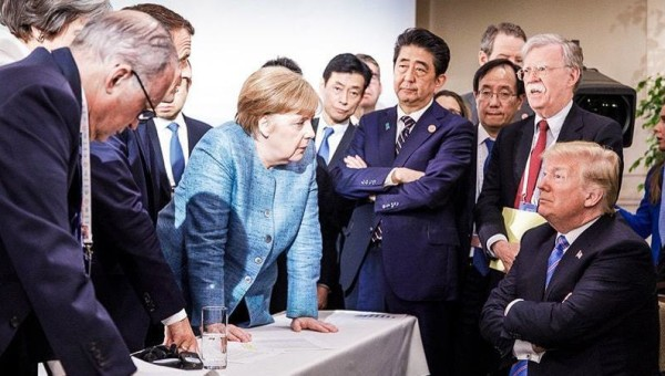 Trump-Pulls-Out-of-Joint-G7-Statement